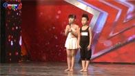 Vietnam's Got Talent 2014 - Nhảy đôi - Thục Nhi, Đức Huy
