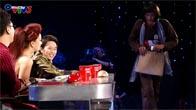 Vietnam's Got Talent 2014 - Ảo thuật kết hợp - Nguyễn Huỳnh Nhu