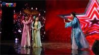 Vietnam's Got Talent 2014 - Kịch Thanh Xà, Bạch Xà - Nhóm Chuồn Chuồn Giấy