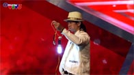 Vietnam's Got Talent 2014 - Người điện - Hoàng Nhựt