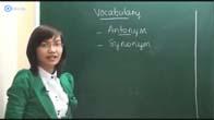 Tiếng Anh - Phương pháp làm dạng bài tập câu hỏi xã hội