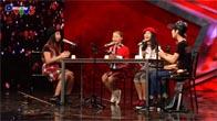 Vietnam's Got Talent 2014 - Tiết mục nhận nút vàng - Nhóm 4 chị em