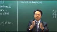 Luyện thi đại học KIT-2 năm 2014 - Toán - Thầy Lê Bá Trần Phương