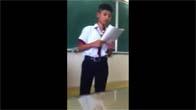 Học sinh cứng nhất Việt Nam