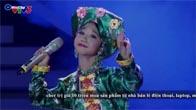 Vietnam's Got Talent 2014 - Bán kết 1 - Đức Vĩnh hát chầu văn Cô Đôi Thượng Ngàn