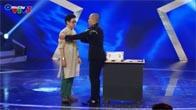 Vietnam's Got Talent 2014 - Bán kết 3 - Ảo thuật Việt Duy