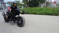 Việt Nam lắp ráp thành công siêu xe Batman