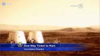 Dự án Mars One - Đưa người lên sao Hỏa sinh sống