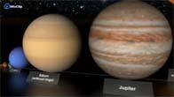 So sánh kích thước của các ngôi sao