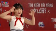 Vietnam's Got Talent 2014 - Bán kết 6 - Let It Go Ngô Phương Bích Ngọc