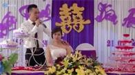Chú rể hát trong đám cưới làm cô dâu bật khóc