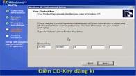 Hướng dẫn cách cài Win XP bằng hình ảnh và video