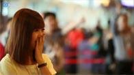 Màn cầu hôn công phu tại sân bay Singapore khiến bất cứ ai cũng phải ghen tỵ