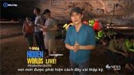 Truyền hình ABC đưa tin về hang Sơn Đoòng (Việt Nam)