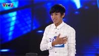 Vietnam Idol 2015 - Tập 2 - Phần thi của Hot boy kẹo kéo - Bùi Vĩnh Phúc