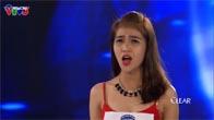 Vietnam Idol 2015 - Tập 2 - Sẽ Thôi Mong Chờ - Hot girl đám cưới Hạnh Kenny