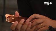 Chiêm ngưỡng iPhone 6 mạ vàng, đính kim cương