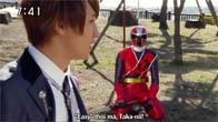 [Vietsub] Shuriken Sentai Ninninger - Tập 2