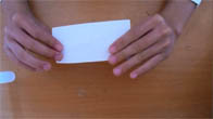 Hướng dẫn làm ảo thuật biến giấy thành tiền