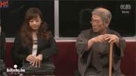[Hài Nhật Bản] Biến thái xe buýt