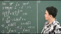 Toán - Giải phương trình mũ bằng phương pháp đặt ẩn phụ