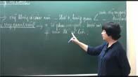 Luyện thi cấp tốc môn Ngữ văn 2014 - Cô Trịnh Thu Tuyết - Phần 2