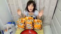 Thánh ăn Yuka Kinoshita ăn hết 3kg mỳ một lúc