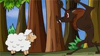 Quà Tặng Cuộc Sống - Sói Gian Ác Và Cừu Non