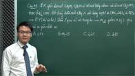 Chữa một số câu khó đề thi minh họa môn Hóa học năm 2015 - Thầy Vũ Khắc Ngọc