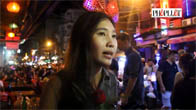 Không khí đón năm mới rộn rã ở phố Tây Sài Gòn