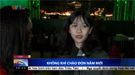 Không khí sôi động chào đón năm mới 2016 tại Hà Nội