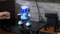Trên tay Robot Discorobo nhảy múa của Tosy
