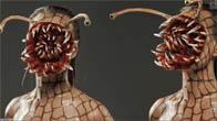 Cách hóa trang thành quái vật trong phim kinh dị