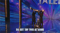 10 tiết mục hay nhất Britain's Got Talent năm 2013