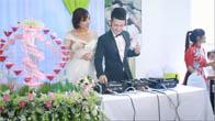 Chú rể chơi dj trong ngày cưới lần đầu tiên tại Việt Nam 2015