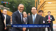 Tổng thống Mỹ Barack Obama thăm chính thức Việt Nam