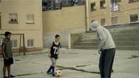 Messi chơi bóng cùng các siêu cầu thủ nhí