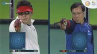 Khoảnh khắc giành thêm tấm huy chương bạc của Hoàng Xuân Vinh tại Olympic Rio 2016