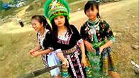 Ngắm những thiếu nữ H'Mông xinh đẹp làm đốn tim bao chàng trai