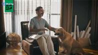 Câu chuyện cảm động giữa chàng họa sĩ mù và chú chó tốt bụng