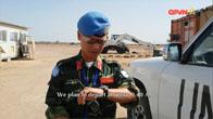 Sĩ quan Việt Nam tự hào tham gia gìn giữ hòa bình quốc tế tại châu Phi
