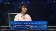 """Cô kỹ sư đi thi """"Ai Là Triệu Phú"""" gây sốt"""