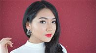 Hướng dẫn makeup cho mùa Giáng Sinh - Chloe Nguyen