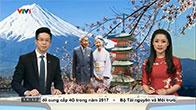 Nhà vua Nhật Bản thăm cấp nhà nước tới Việt Nam