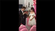 Clip toàn cảnh lễ đính hôn của Khởi My và Kelvin Khánh