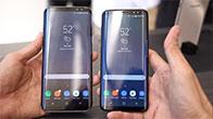 Trên tay Samsung Galaxy S8 và S8 Plus