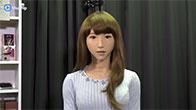 Ngắm Erica - Robot xinh đẹp giống người nhất thế giới của Nhật Bản