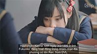 Ngắm thiên thần đồng phục Nhật Bản - Hashimoto Kanna