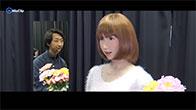 Kinh ngạc với robot xinh đẹp Nhật Bản đã biết yêu con người