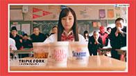Quảng cáo mỳ Thái và mỳ Nhật